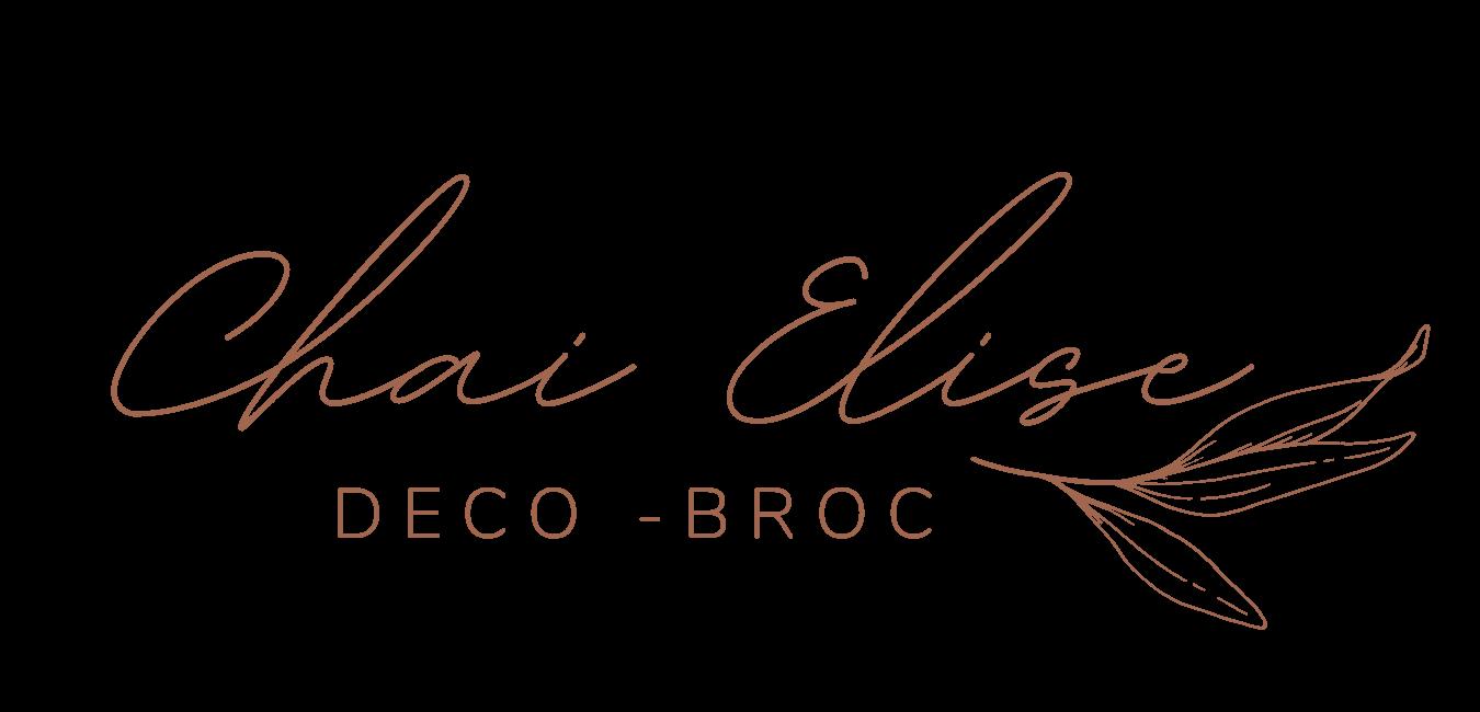 Chai Elise Deco – Broc